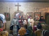 Slujire Arhiereasca de Sf. Ioan Botezatorul
